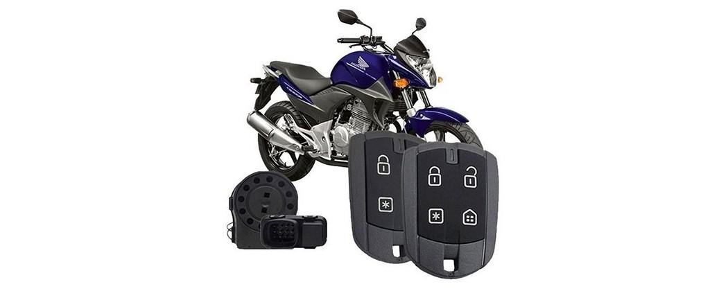 Alarma Moto